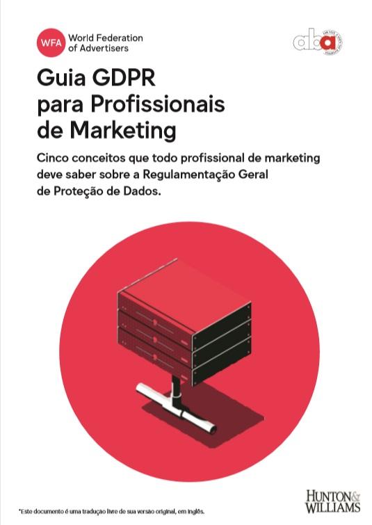 guia gdpr para profissionais de marketing